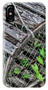 Lobster Trap IPhone Case