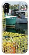 Lobster Traps In Galilee IPhone X Case