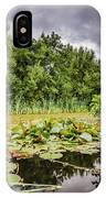 Local Nature Reserve At East Cramlington IPhone Case