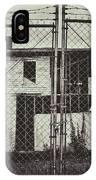 Locked Fence IPhone Case