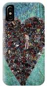 Locket Heart-3 IPhone Case