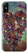 Locket Heart-4 IPhone Case