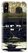 Locomotive Vector IPhone Case