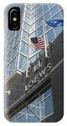 Loews Atlanta IPhone Case