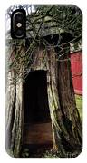 Loggers Outhouse IPhone Case