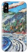 Loggers Road  IPhone Case