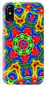 Lollipops Kaleidoscope 2 IPhone Case