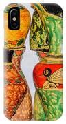 Lombok Pottery IPhone Case