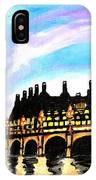 London After Eight IPhone Case