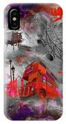 London Art 56 IPhone Case