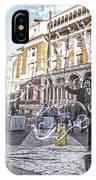 London Bubbles 8 IPhone Case