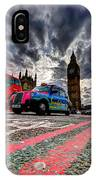 London In One Picture IPhone Case