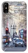 London Thoroughfare IPhone Case