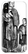 London, Vagrants, 1861 IPhone Case