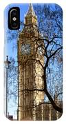 London's Big Ben IPhone Case
