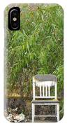 Lone Chair IPhone Case