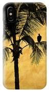 Lonely Bird IPhone Case