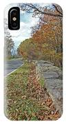Lonely Road IPhone Case