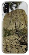Lonely Sentinel IPhone Case