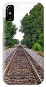 Lonely Track IPhone Case