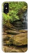 Long Creek Falls IPhone Case