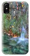 Long Exposure Waterfall IPhone Case