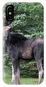 Long Legged Moose IPhone Case