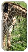 Long Neck IPhone Case