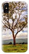 Long Tree Shenandoah Valley West Virginia  IPhone Case
