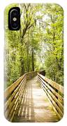 Long Walks IPhone Case
