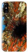 Longspined Sea Urchin IPhone Case