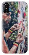 Look Into Another Dimension IPhone Case