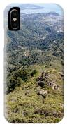 Looking Down From The Top Of Mount Tamalpais 2 IPhone Case