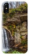 Looking Glass Falls 1 IPhone Case