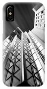 Looking Up IPhone X Case