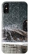 Splish Splash IPhone Case