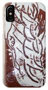 Lord Bless Me 15 - Tile IPhone Case