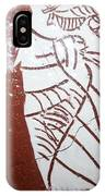 Lord Bless Me 18 - Tile IPhone Case