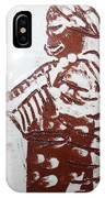 Lord Bless Me 21 - Tile IPhone Case