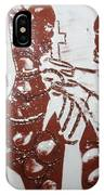 Lord Bless Me 3 - Tile IPhone Case