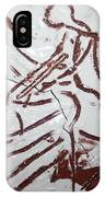 Lord Bless Me 5 - Tile IPhone Case