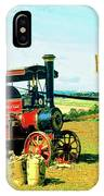 Lord Fisher IPhone Case