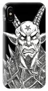 Lord Of The Goats IPhone Case