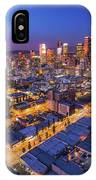Los Angeles At Dusk IPhone Case