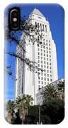 Los Angeles City Hall IPhone Case