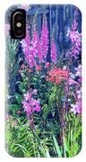 Los Osos Flower Garden IPhone Case