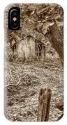 Lost Barn S IPhone Case