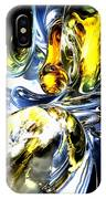 Lost In Space Abstract IPhone Case