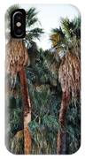 Thousand Palms Oasis  IPhone Case
