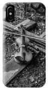 Lost Violin IPhone Case